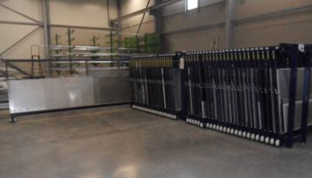 industrial sheeting storage