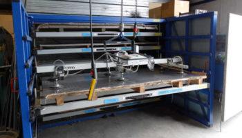 horizontal sheet metal solution