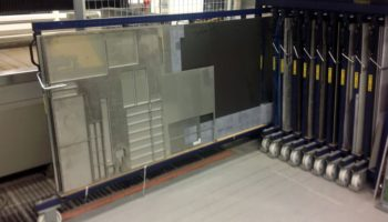 sheet metal storage