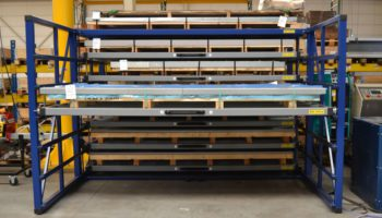 stainless steel sheets storage