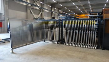stainless sheets rack